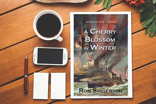 New Book Review of A Cherry Blossom in Winter