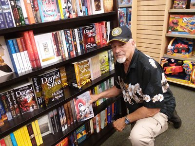 Singerton Novels in Barnes and Noble